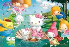 1000 piece jigsaw puzzle Sanrio Characters The Birth of Venus 49x72cm