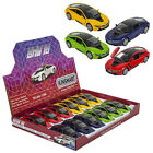 12 PC 5 Diecast BMW i8 Toy Vehicles Cars Action Racing Kids
