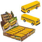 12 PC 5 Diecast Classic School Bus Toy Vehicles Cars Action Racing Kids
