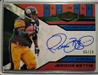 Jerome Bettis Cards, Rookie Cards and Autographed Memorabilia Guide 16