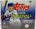 2020 Topps Series 1 Baseball Factory Sealed Unopened Hobby Jumbo Box 10 Packs