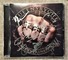 Queensryche - Frequency Unknown CD (Autographed by full band + Dave Meniketti)