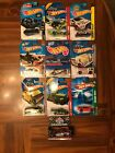 Lot of 9 New in the package   Hotwheels Cars 1 Racing Champions Amoco #93