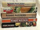 LOT of 5 Weight Watchers Cookbooks Hardback Quick Start International 365 Menu