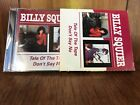 BILLY SQUIER • Tale Of The Tape / Don't Say No- MINT Condition CD Perfect