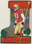 Vintage 1999 Pacific Prism Ornaments Terrell Owens #17 49ers Football Card