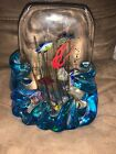 Vintage Murano Blown Glass Fish Aquarium Extremely Rare