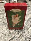 Hallmark Keepsake Ornament Angel Of Promise 2000 Breast Cancer Cure with Box
