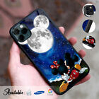 Mickey Mouse And Minnie Mouse phone Case iPhone 11 Samsung Galaxy Note 10 plus