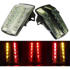 Chrome Led Tail Brake Turn Signals Light For SUZUKI SV650 SV1000 SV 650 1000 S