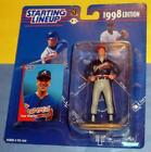 1998 TOM GLAVINE Atlanta Braves NM+ #47 *FREE s/h* 305 Wins Starting Lineup HOF