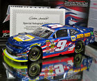 AUTOGRAPHED CHASE ELLIOTT 2014 NAPA NASCAR AN AMERICAN SALUTE 1 24 ACTION