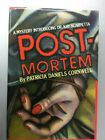 Patricia Daniels CORNWELL Post Mortem SIGNED FIRST PRINTING First Edition 1990