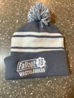 Fallout 76 Wastelanders Beanie PAX East 2020 Bethesda Gamedays Exclusive