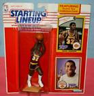 1990 EARVIN MAGIC JOHNSON Los Angeles Lakers *0 s/h* Starting Lineup + 1979 card