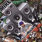 Mix Master Mike : Anti-Theft Device Rap/Hip Hop 1 Disc CD DISC ONLY #M73