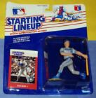 1988 ROB DEER Milwaukee Brewers #45 Rookie * FREE s/h * Starting Lineup
