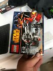 LEGO 75034 Star Wars Death Star Troopers Brand New  Sealed