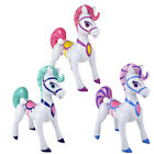 12 PC 24 Princess Horse Inflate Girls Kids Pool Toys Party Favor Decor