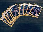 1990 Starting Lineup Wade Boggs Boston Red Sox Rookie Year Card Lot