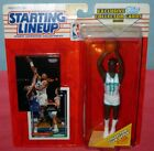 1993 ALONZO MOURNING Charlotte Hornets EX/NM * FREE s/h * Rookie Starting Lineup