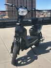 Street kings 450w 48v City Electric Motorcycle Ebike Scooter NO License Needed