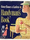 Vintage 1957 Better Homes and Gardens Handymans Book  Signed  Weymouth MA