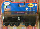 2005 Learning Curve Wooden Thomas Train 1st Edition Neville & Tender! New!