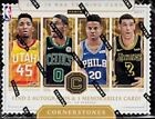 2017-18 PANINI CORNERSTONES BASKETBALL SEALED HOBBY BOX FREE SHIP