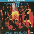 TWISTED SISTER - Under the blade (Armoury Records Special ed. cd w/bonus tracks)