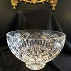 10 Diameter Contemporary Waterford Serving Bowl