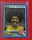 Primetime Guide to Collecting Leon Sandcastle Cards 14