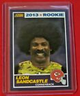 Primetime Guide to Collecting Leon Sandcastle Cards 15