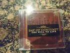 Day Of Contempt - The Will To Live CD