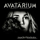 AVATARIUM The Girl with the Raven Mask CD&DVD Metallica Black Sabbath AC/DC KISS
