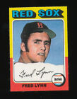 COOL FRED LYNN ROOKIE 1975 TOPPS MINI BLANK BACK ART CARD RED SOX TRIBUTE RC 622