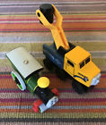 Learning Curve Thomas Train Wooden George the Steamroller & Butch the Tow Truck