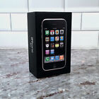 Apple iPhone 3G 8GB WITH BOX phone for parts  repair only