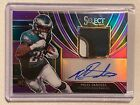 2019 Panini Select Football Cards - XRC Redemption Checklist Added 38