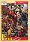 Iron Man Autographs Trading Card Guide 23