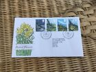 BRITISH FLOWERS 1979 FIRST DAY COVER 21 MARCH1979