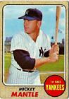 Comprehensive Guide to 1960s Mickey Mantle Cards 197