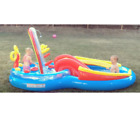 Pool Inflatable for Kid Floaties Swimming Dive Ring Heavy Duty Sturdy Lounge