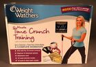 Weight Watchers 10 Minute Time Crunch Training Kit W Resistance Cord DVD Recipes