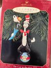 1999 Hallmark Keepsake The Cat In The Hat 1st In Dr. Seuss Books Series Ornament