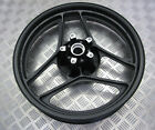 SUZUKI GSX-R750 1985-1987, NEW OEM REAR WHEEL (18XNT3.50) BLACK 64111-27A00-291