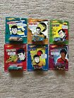 Hot Wheels 6 SET STAR TREK POP Culture 2013 SPOCK CHEVY KIRK FORD COE JEEP OTTO