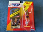 1992 VLADE DIVAC (HALL OF FAME) LOS ANGELES L.A. LAKERS STARTING LINEUP