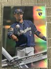 2017 Topps Chrome Baseball Variations Checklist and Gallery 61