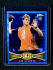 2012 Topps Chrome Football Blue Wave Refractor Checklist and Guide 5